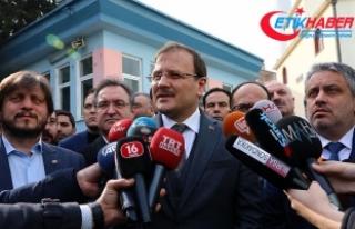 Çavuşoğlu: FETÖ okullarını milletin kullanımına...