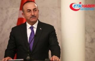 Çavuşoğlu: Soçi Zirvesini de bu sefer Türkiye'de...