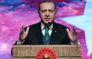 Cumhurbaşkanı Erdoğan: Bay Kemal yiğitsen açıkla