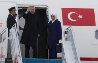 Cumhurbaşkanı Erdoğan, Vatikan ve İtalya'ya...