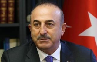 Dışişleri Bakanı Çavuşoğlu: ABD'nin PYD/YPG'ye...