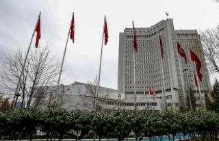 Dışişleri Bakanlığı Sözcüsü Hami Aksoy: Sivillerin...