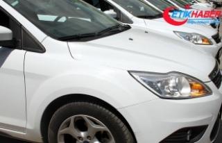 Emniyetten kiralık araç firmalarına 4 milyon lira...