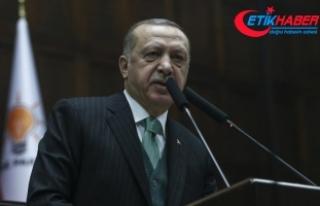Erdoğan: Yanlış hesap yapanların senaryolarını...