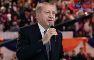 Erdoğan: Mehmet'imiz imanlı milletimizin dualarıyla...