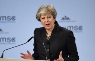 İngiltere Başbakanı May: Avrupa'nın güvenliği...