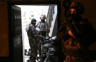 İstanbul'da terör operasyonu: 31 gözaltı