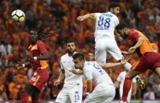 Galatasaray'ın 6 mağlubiyetli şampiyonluğu...