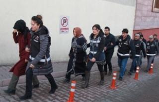 Kayseri'deki FETÖ/PDY operasyonu
