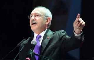 Kılıçdaroğlu: Şu anda Enis Bey boşuna yatıyor