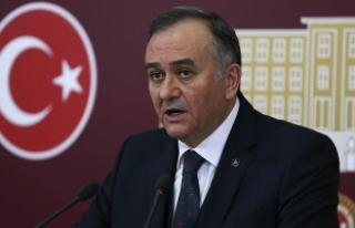 MHP'li Akçay: CHP, HDP'nin Eş Partisidir