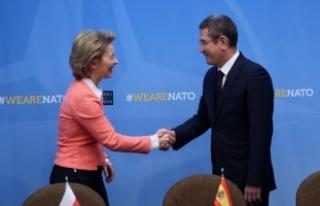 Milli Savunma Bakanı Canikli, İspanya ve İtalya...
