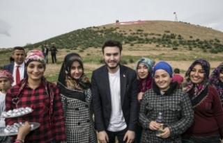 Sanatçılar Mehmetçik'e destek için Hatay'da