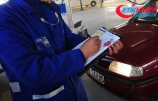 Sorunsuz araç muayenesi için dikkat edilmesi gereken...