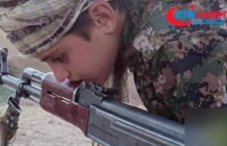 Terör örgütü PYD/PKK Suriye'nin kuzeyinde...