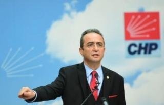 """CHP'li Tezcan: """"Partimizin amacı ve kuruluş..."""
