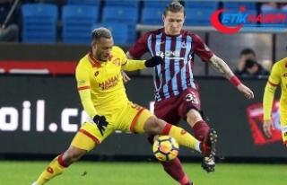 Trabzon'da gol sesi çıkmadı