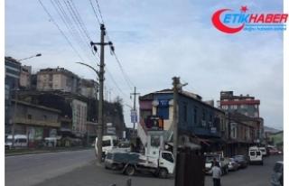 Trabzon'da barda silahlı kavga: 1 ölü, 3 yaralı