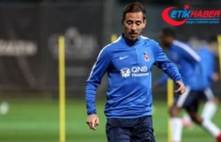 Trabzonspor'da Pereira'nın sözleşmesi...