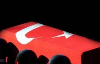 Şehit Uzman Çavuş Kadir Çakı'nın cenazesi,...