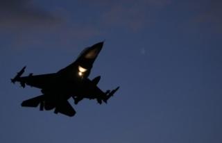 TSK'den Irak'ın kuzeyine hava harekatı:...