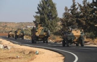 TSK ve ÖSO, Afrin'de Kızılbaş, İskan, Başilhaya...