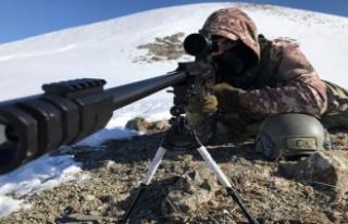 Van'da PKK'nın kış üstlenmesine operasyon