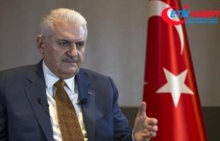 Yıldırım: YPG/PYD bölücü terör örgütünün...