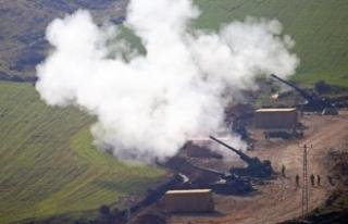 Zeytin Dalı Harekatı'nda 1062 terörist etkisiz...