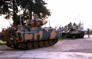 Zeytin Dalı Harekatı'nda 1485 terörist etkisiz...
