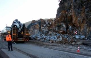 Zonguldak-İstanbul Karayolu kapandı!