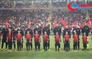 Türkiye-İran maçı İstanbul'da oynanacak