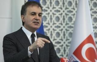 AB Bakanı ve Başmüzakereci Çelik: Terör koridorlarına...