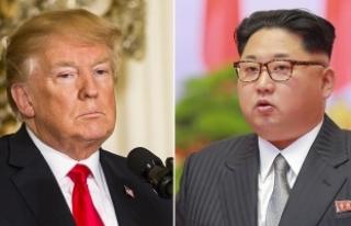 Trump'tan Kuzey Kore'ye Tehdit: Anlaşmaya...