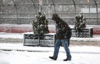 ABD'de üçüncü kar fırtınası uyarısı