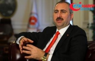 Adalet Bakanı Gül'den 'seçim ittifakı'...