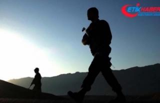 Afrin'de 95 mayın ve EYP imha edildi
