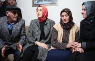 Aile ve Sosyal Politikalar Bakanı Kaya: Şehitlerimizin...