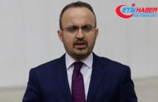 AK Parti'den CHP kurultayına eleştiri