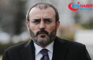 AK Parti Sözcüsü Ünal: İttifak görüşmeleri...