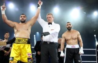 Ali Eren Demirezen Avrupa Şampiyonu