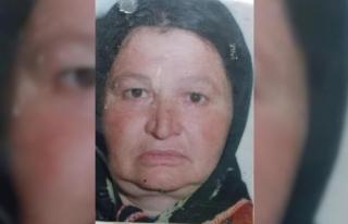 Alzheimer hastası kadın, evinde çıkan yangında...
