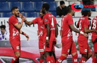 Antalyaspor deplasmanda kazandı