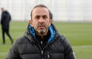 """""""Yeni Malatyaspor maçı sıralamamızı belirleyen..."""