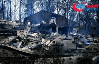 Avustralya'daki yangınlarda 88 ev yandı