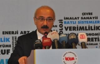 Bakan Elvan: Güçlü büyüme ve güçlü istihdam...