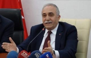 Bakan Fakıbaba: Cumhurbaşkanı'nın Mardin'de...