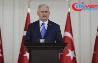 Başbakan Yıldırım: Ülkemize yönelen her terör...