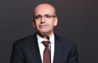 Aday gösterilmemişti... Mehmet Şimşek'ten...