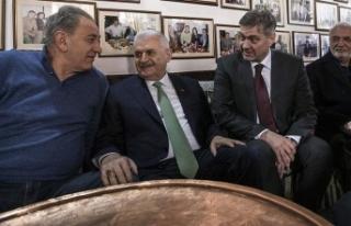 Başbakan Yıldırım Bosna Hersek'te